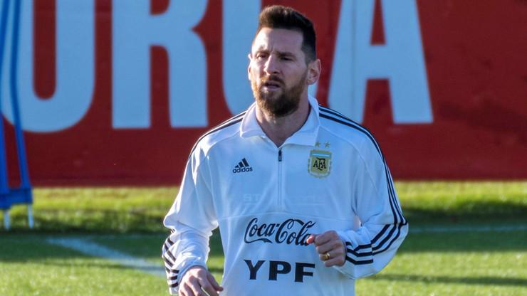 Brazylia - Argentyna. Relacja na żywo