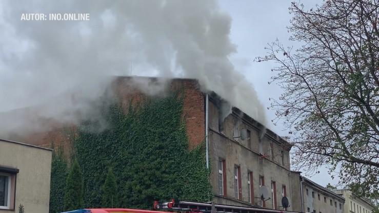 Inowrocław: matka z trojgiem małych dzieci zginęli w pożarze