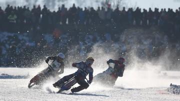 ME w żużlowej jeździe na lodzie: Zawody przełożone na 5 grudnia