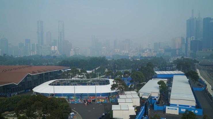 Australian Open: Tenisiści protestują. Większość meczów przełożona