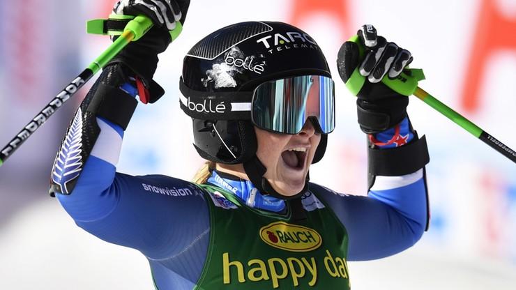 Alpejski PŚ: Sensacyjne zwycięstwo 17-letniej Robinson