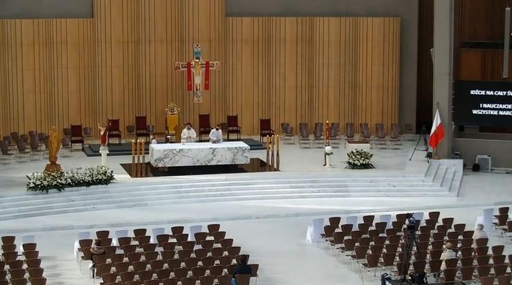 Kościół obchodzi dziś uroczystość Wniebowzięcia Najświętszej Maryi Panny