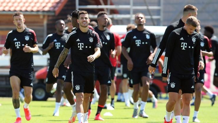 Liga Mistrzów: Szpieg na treningu Bayernu Monachium? - Polsat Sport
