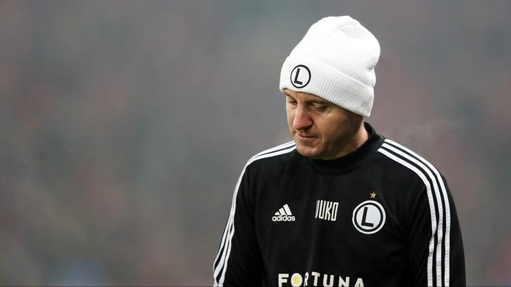 Legia przegrała w sparingu z ostatnią drużyną drugiej ligi