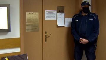 Odroczono posiedzenie ws. aresztowania Czarneckiego