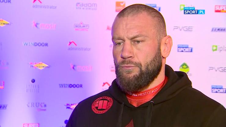 Dawid Żółtaszek przed Babilon MMA 17: Nigdy nie planowałem do przodu, biorę walkę za walką