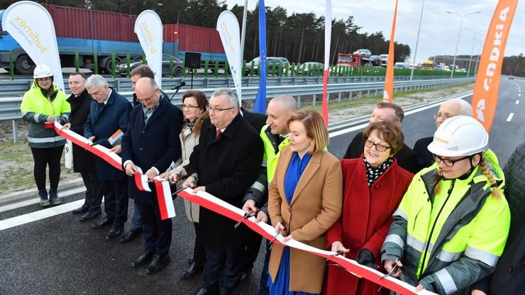 Oddano do użytku nowy odcinek drogi ekspresowej S7. Kierowcy ominą nim Skarżysko-Kamienną