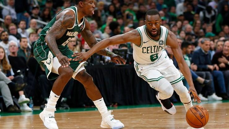Gracz NBA został odwieziony do szpitala po zderzeniu z... kolegą z zespołu (WIDEO)