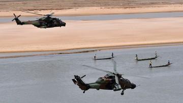 Katastrofa śmigłowca w Mali. Zginęło 13 francuskich żołnierzy