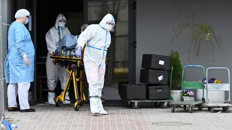 W niedzielę 545 przypadków zakażenia koronawirusem. Najwięcej od początku epidemii
