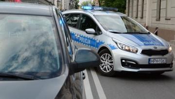 Nietrzeźwy 15-latek za kierownicą kradzionego auta