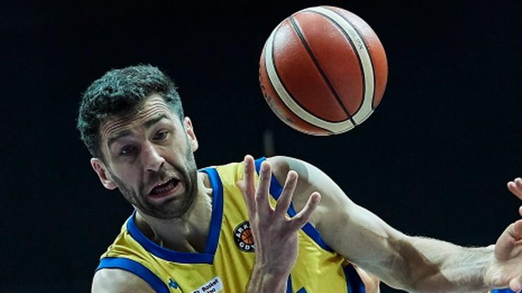 Puchar Europy: Asseco Arka Gdynia - EWE Basket Oldenburg. Relacja i wynik na żywo