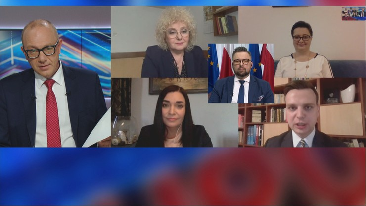 """""""Debata dnia"""": PiS i KO zaakceptują prezydenta wybranego 28 czerwca"""