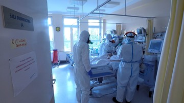 Koronawirus w Polsce. Ponad pół miliona zakażeń