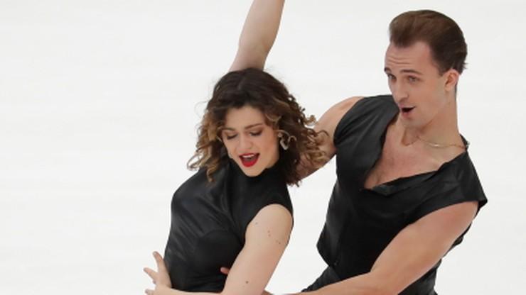GP w Moskwie: Czwarte miejsce polskiej pary tanecznej