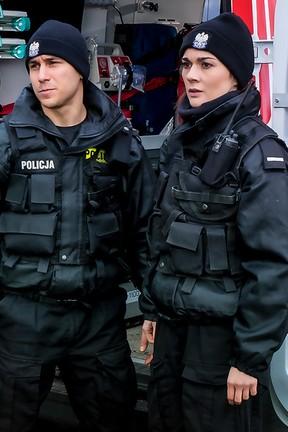 """Policjantki i Policjanci"" - odcinek 645: Rasistowski atak"