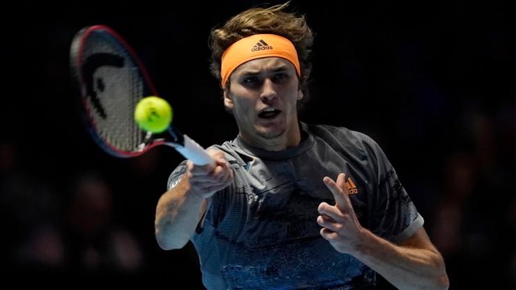 ATP Finals: Miedwiediew - Zverev. Relacja na żywo