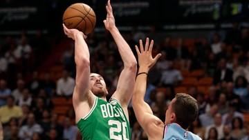 NBA: Gordon Hayward i jego szczęście w nieszczęściu