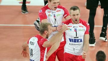 PlusLiga: MKS Ślepsk Malow Suwałki - BKS Visła Bydgoszcz. Relacja na żywo