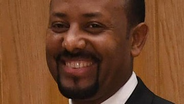 Etiopia: nagrodzony pokojowym Noblem premier wydał książkę o swojej wizji polityki
