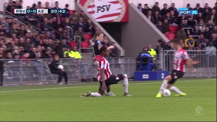 PSV - AZ 0:4. Skrót meczu