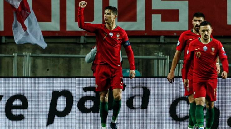 El. Euro 2020: Triumf Portugalii. Serbia o krok od kompromitacji
