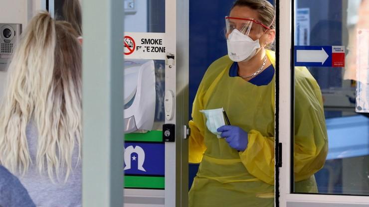 Ponad 20 proc. zainfekowanych w Portugalii to lekarze