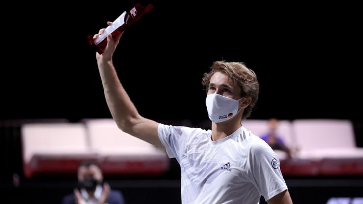 Ranking ATP: Alexander Zverev 7. Hubert Hurkacz 31. w najnowszym notowaniu