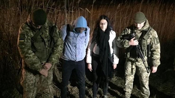 15-letnia Polka i 20-letni Ukrainiec nielegalnie przekroczyli granicę. Złamali prawo w imię miłości