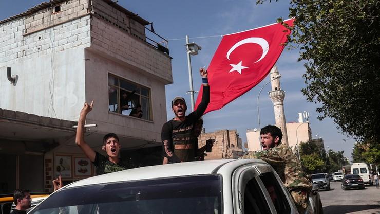 UE wzywa Turcję do zaprzestania działań w Syrii. Stolice same mają decydować o embargu