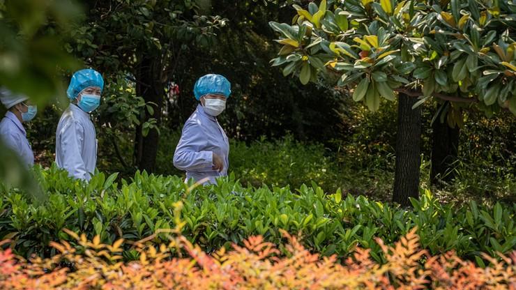 Koronawirus w Chinach. 63 nowe przypadki Covid-19 i 56 zakażeń bezobjawowych