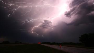 Te dane o burzach robią wrażenie. Blisko 300 tys. wyładowań w czerwcu