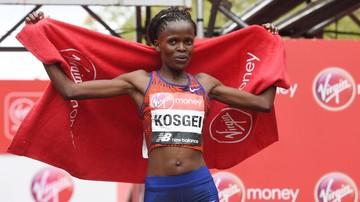 2019-10-13 Kosgei ustanowiła rekord świata podczas maratonu w Chicago