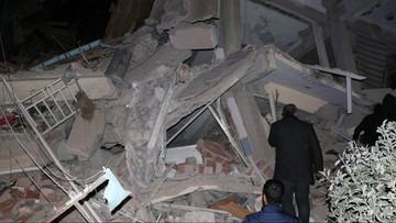 Trzęsienie ziemi w Turcji. Setki osób bez dachu nad głową