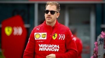 Vettel odchodzi z Ferrari!