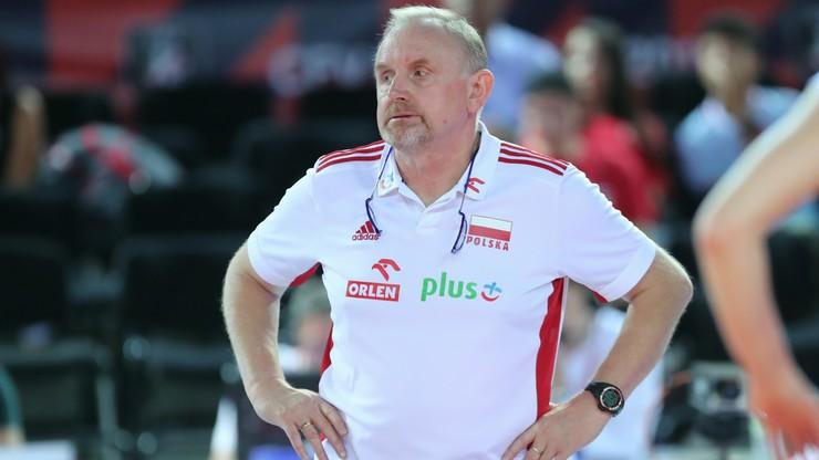 Trener Nawrocki odpowiedział niezadowolonym kadrowiczkom