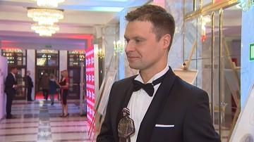 """Reporter Polsat News Piotr Kuśmierzak nagrodzony brązowym BohaterONem. """"To dla mnie jak złoty medal"""""""
