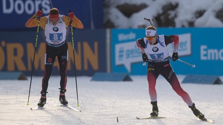 PŚ w biathlonie: Zwycięstwo Dolla w sprincie Annecy-Le Grand Bornand. Guzik na 54. miejscu