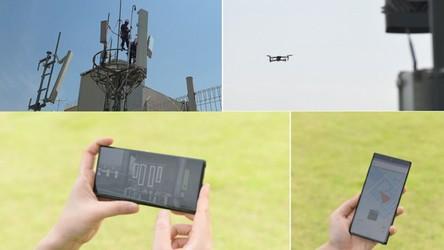 Samsung inwestuje w drony, które pozwolą ułatwić dostęp do superszybkiej sieci 5G