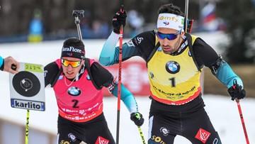 PŚ w biathlonie: Fourcade kończy karierę