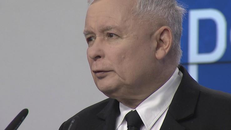 Kaczyński o zdrowiu, wizytach w kościele, terminie wyborów i locie do Smoleńska