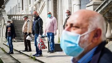 Ponad 15 tys. zgonów z powodu Covid-19 we Włoszech