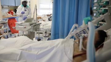 Epidemia koronawirusa. Ekspert: liczba zachorowań szybko nie spadanie