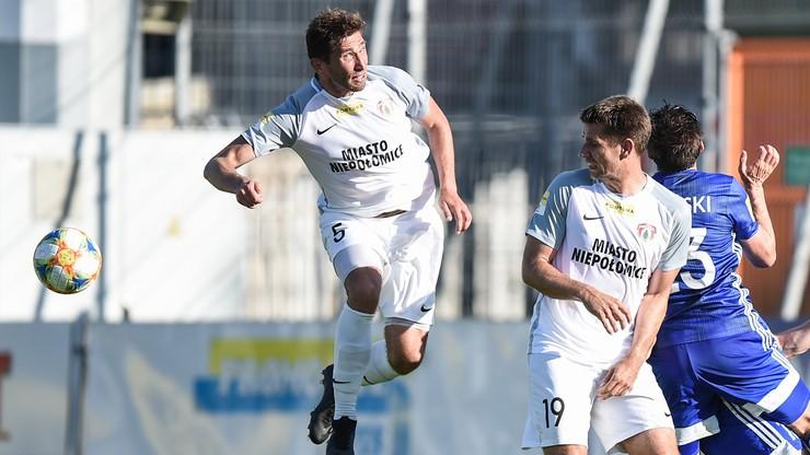 Fortuna 1 Liga: Puszcza prowadzi! Relacja na żywo meczu z GKS Tychy