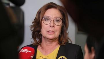 """Sejm potępił """"akty nienawiści antykatolickiej"""", Kidawa-Błońska była """"za"""""""