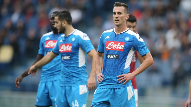 Rodziny piłkarzy Napoli boją się zostawać w domach