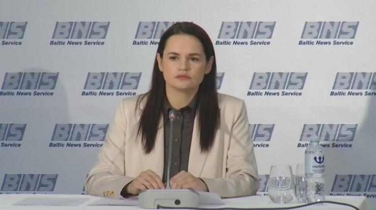 Cichanouska: na Białorusi nikt nie wybaczy Łukaszence tego, co zrobił