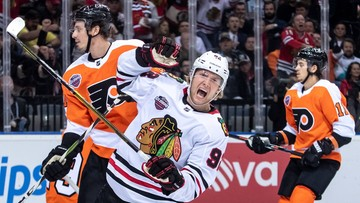 NHL: Chicago Blackhawks nieoczekiwanie zwolniło prezesa