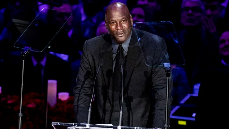 """""""Spoczywaj w pokoju mały bracie"""". Wzruszające przemówienia na pożegnaniu Kobe'ego Bryanta"""