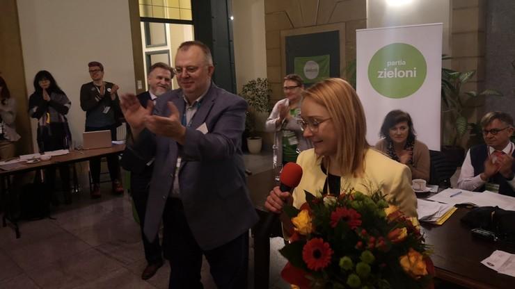 Zieloni wybrali współprzewodniczących